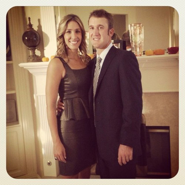 Elizabeth Chappell, Kevin Chappell wife