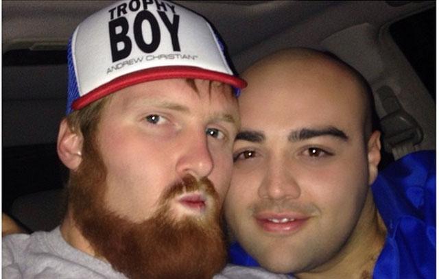 Chip Sarafin boyfriend