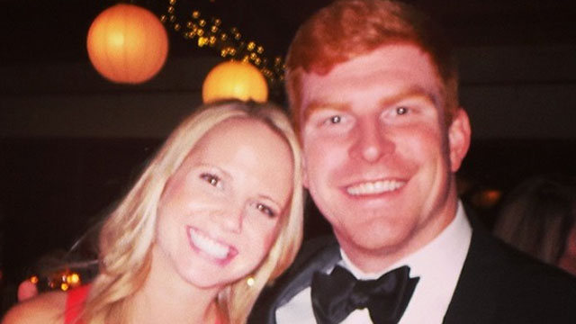 Jordan Dalton, Andy Dalton wife, Andy and Jordan Dalton