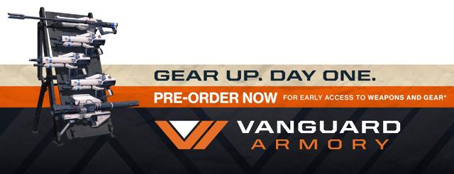 Destiny Vanguard Armory Pack