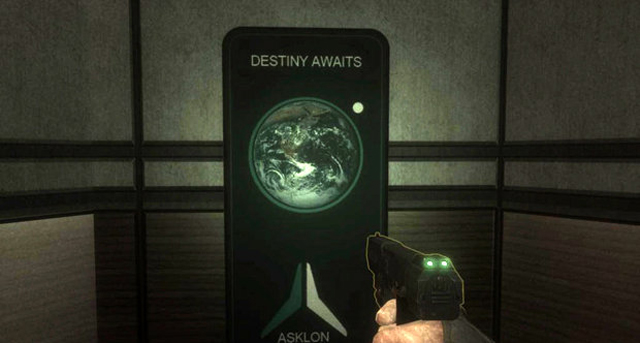 Destiny Easter Egg