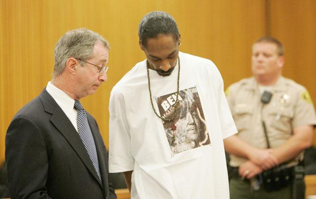 Donald Etra, Snoop Dogg