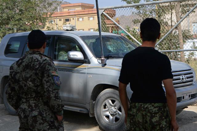 American general shot killed by afghan soldier