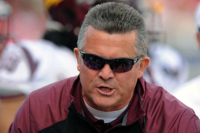 Todd Graham, Arizona State coach Todd Graham