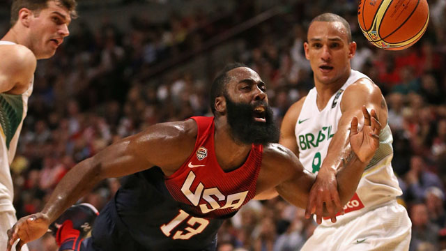 James Harden, USA Basketball, FIBA World Cup