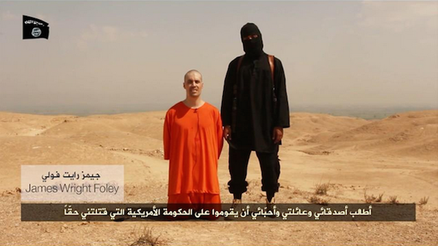 James Foley Death Video