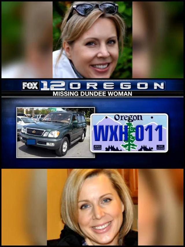 Jennifer Huston missing oregon mom found dead near SUV