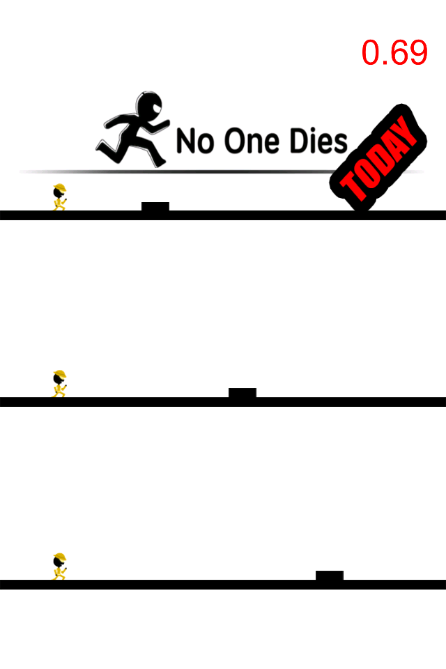 No One Dies Today