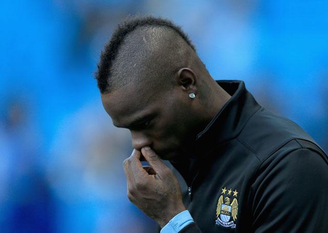 Mario Balotelli, Manchester City