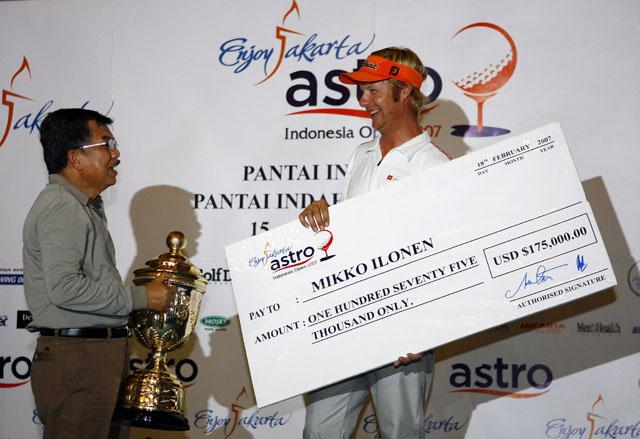 Mikko Ilonen Indonesian Open