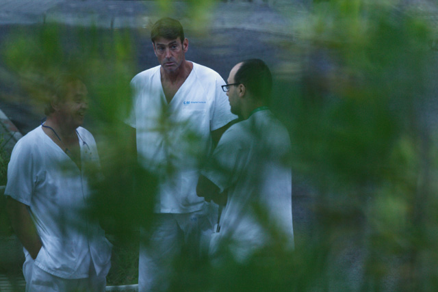 Miguel Pajares priest with ebola flown to spain for treatment