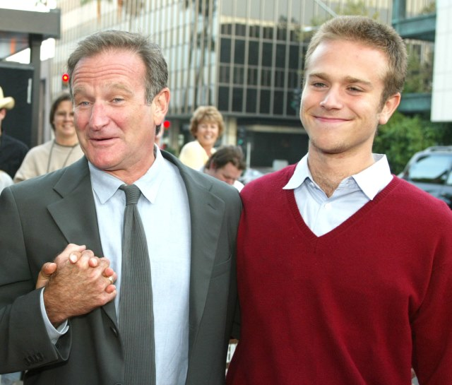 Zachary Pym Williams Robin Williams Son 5 Fast Facts Heavy Com The new hbo documentary, robin williams: heavy com