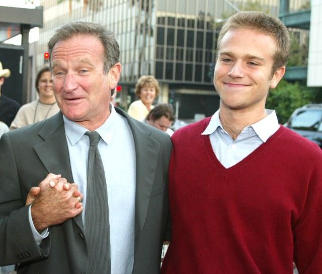 Zachary Pym Williams, Zak Williams, Robin Williams Son Zachary Pym Williams, Robin Williams Son Zak