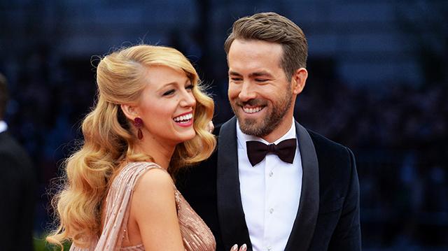 Blake Lively and Ryan Reynolds