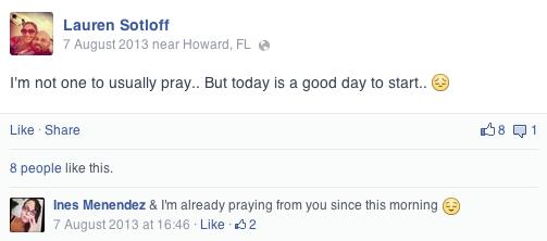 Steven Sotloff Sister Facebook