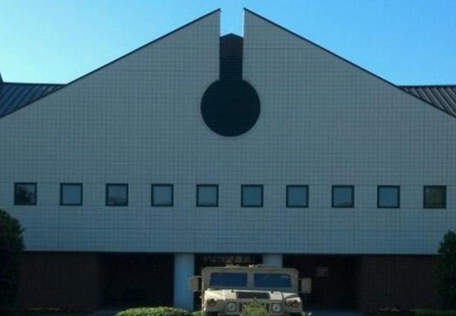 Fort Lee Shooting Building