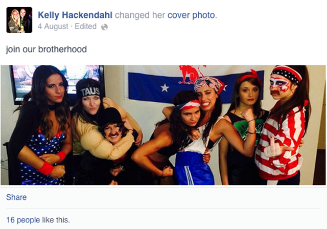 Kelly Hackendahl Facebook