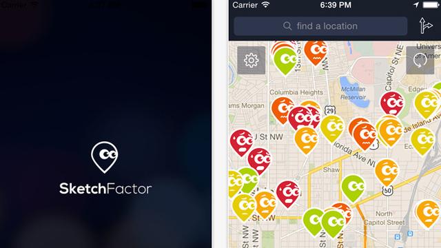 SketchFactor, sketch factor, SketchFactor app, racist app, SketchFactor racist, sketch factor racist, racism, sketchy neighborhood, travel apps