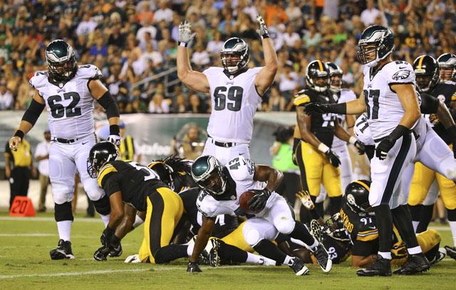 Darren Sproles touchdown