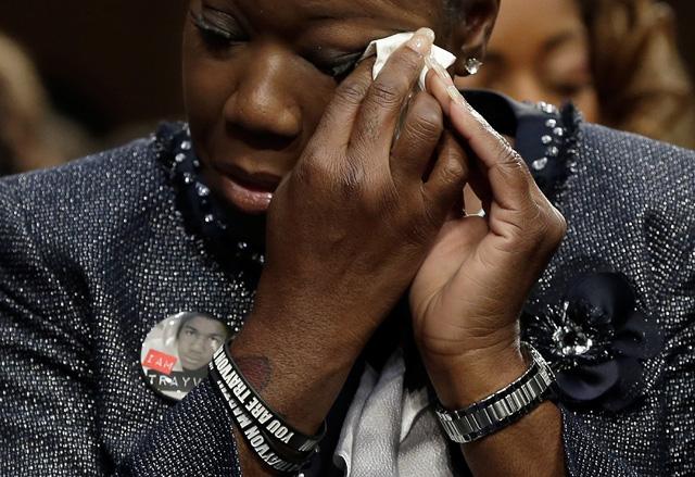 trayvon martin mom, sybrina fulton