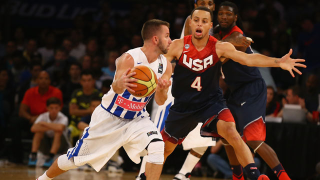 Stephen Curry, USA Basketball, FIBA World Cup