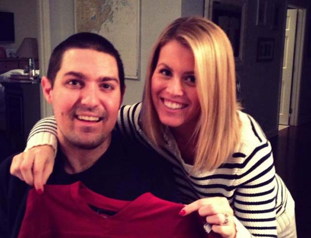 julie frates wife, julie frates  pete frates, julie frates lou gehrigs
