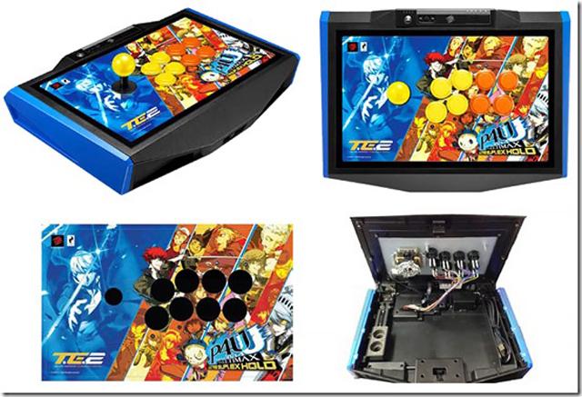 Persona 4 Arena Ultimax Arcade Stick