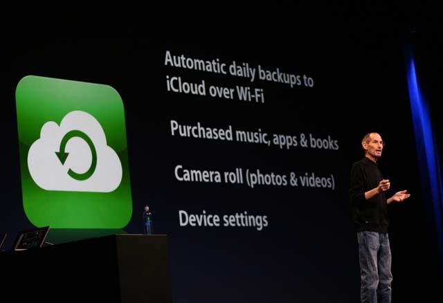 Steve Jobs iCloud Hack