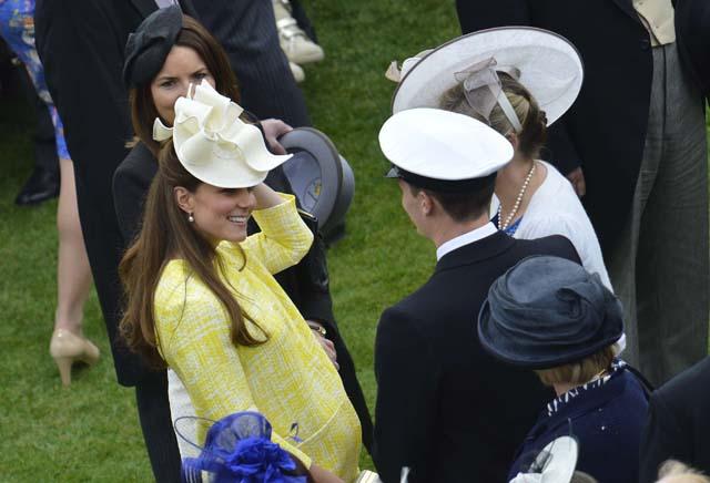 Kate Middleton Morning Sickness