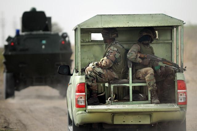 Boko Haram enemies