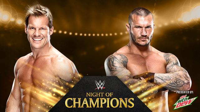 WWE Night of Champions 2014