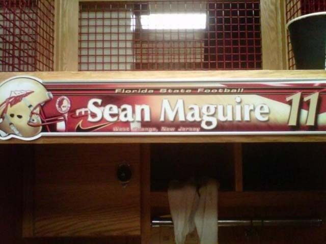 Sean Maguire New Jersey