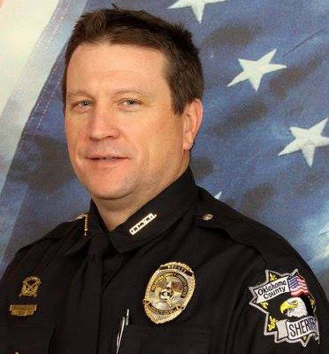 Mark Vaughan Reserve Deputy Sheriff Oklahoma County