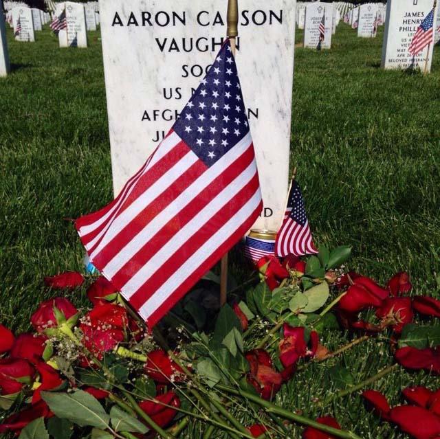 Aaron Vaughn Funeral