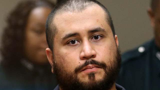 George Zimmerman Arrested September 2014