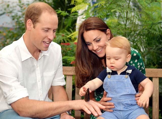 Kate Middleton Prince George Pregnancy