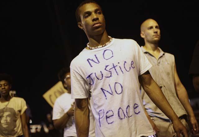 Eric Holder Ferguson