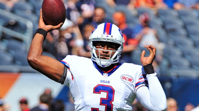 EJ Manuel will need to bounce back for the Bills to leave Houston with a victory.