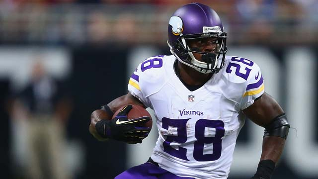 Adrian Peterson Video Highlights