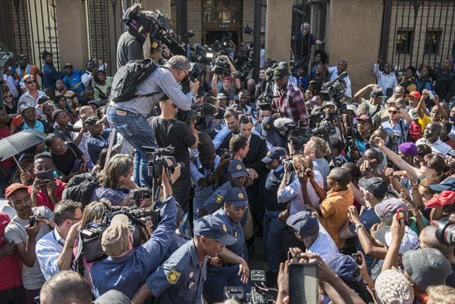 South Africa High Court Oscar Pistorius