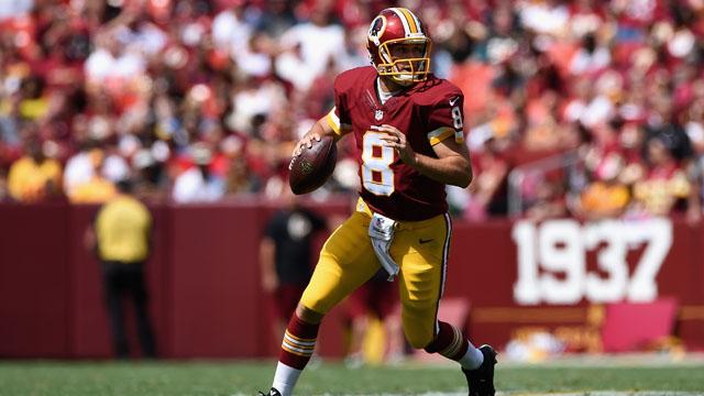Washington Redskins, Kirk Cousins