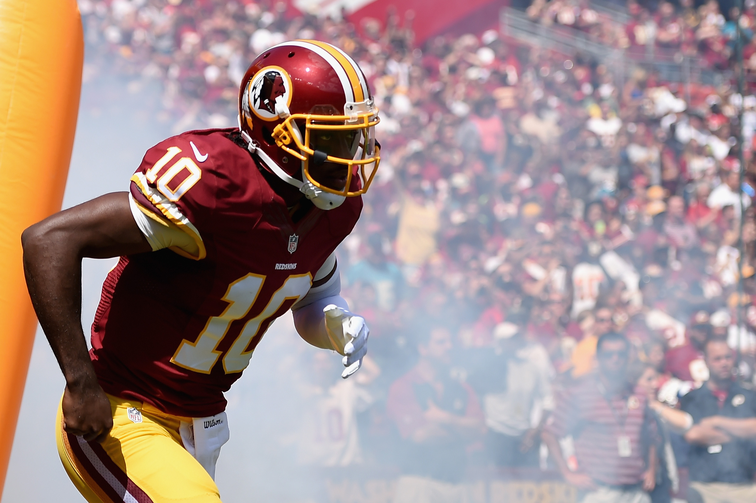 Robert Griffin III, Washington Redskins