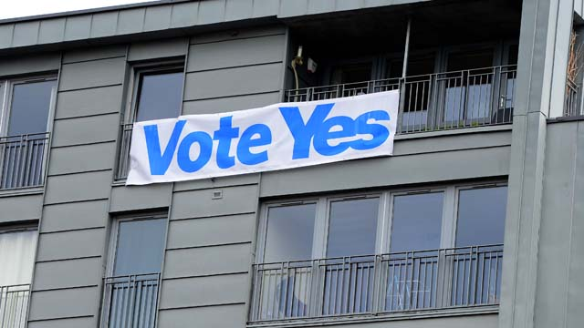 How to Follow Scotland Polling