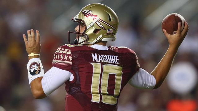 Sean Maguire, Florida State