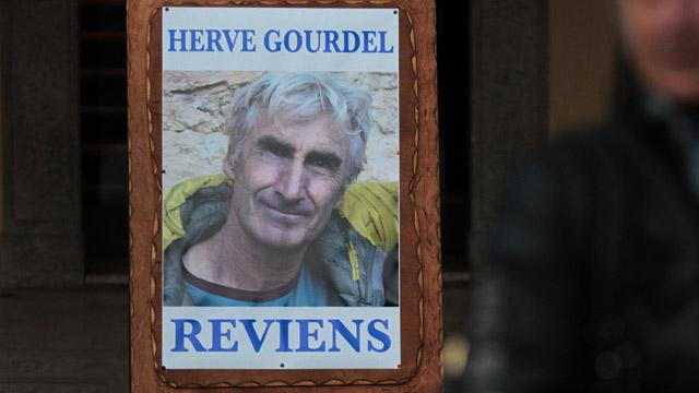 Herve Gourdel Kidnapped