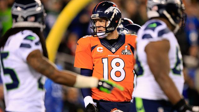 Peyton Manning, Denver Broncos