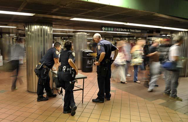 ISIS Subway Attack