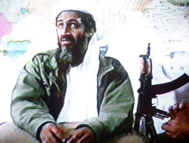 Osama Bin Laden Algeria