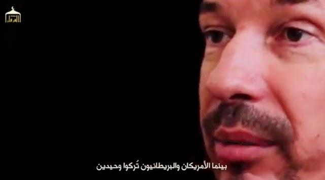 John Cantlie Video