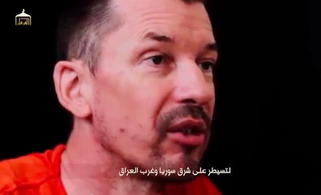 John Cantlie Dead